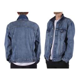 przejściowa KURTKA jeansowa MĘSKA KATANA 2gat L