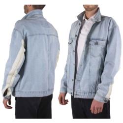 2gat KURTKA jeansowa MĘSKA przejściowa KATANA XL