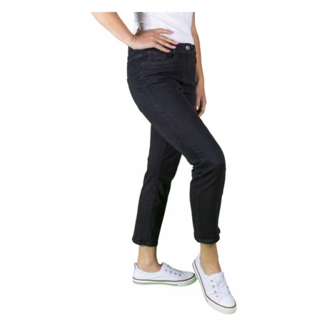 NEXT spodnie damskie JEANSY 7/8 PROSTA NOGAWKA 40
