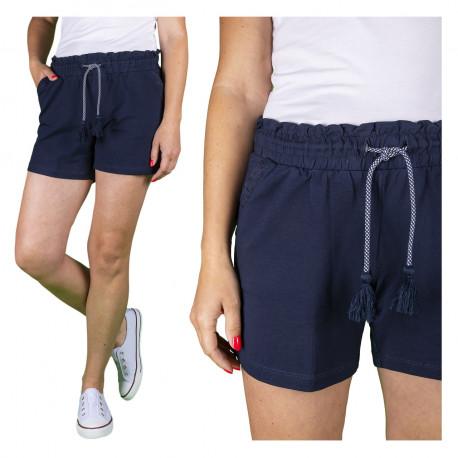 woman short pants,plus size 40 to 52 cm, knit