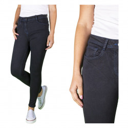 woman pants high waist, skinny, push up,elasten