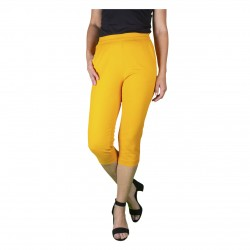 Spodnie rybaczki eleganckie wysoki stan, plus size/ woman elegance, formal pants 3/4 quatter, 6/8 quatter