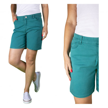woman elasten short pant, push up