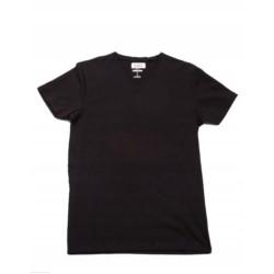 CZARNY T-SHIRT MĘSKI SMOG REGULAR FIT roz, M