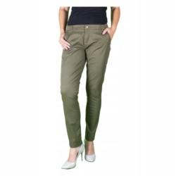 ONLY LEKKIE ELASTYCZNE spodnie CHINO PLUS SIZE 44